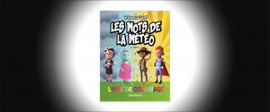 WeatherEgg Kids: Les mots de la meteo: Livre de coloriage
