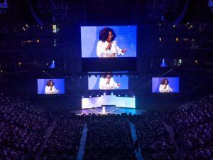 Oprah in Denver on March 7th 2020