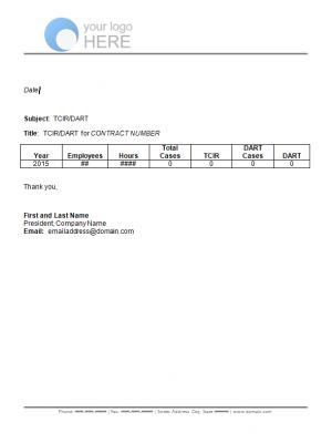 TCIR_DART Letter